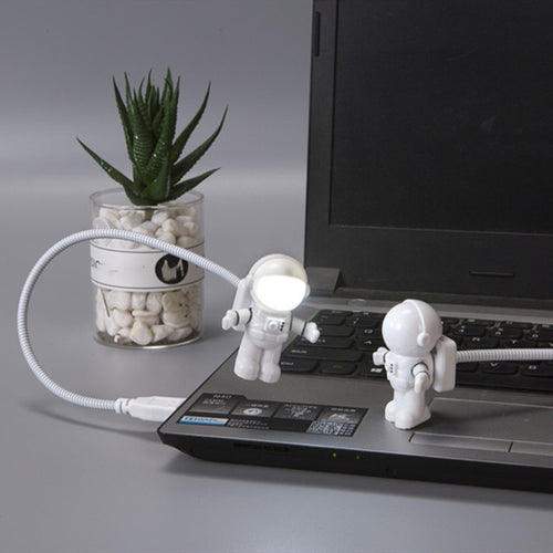 USB  Astronaut LED Lamp - My eTech