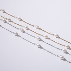 Minimalist Long Chain Necklace - My eTech