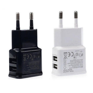 5V 2A EU PLug Wall Charger Universal Mobile Phone Travel Charger - My eTech