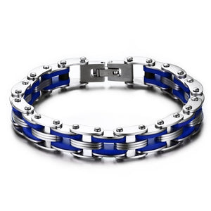 Bike Chain Bracelet Stainless Steel - My eTech