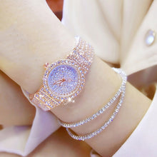Laden Sie das Bild in den Galerie-Viewer, Luxury  Diamond Dress  Watch - My eTech