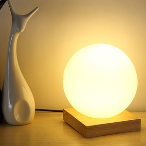 Ball Night Lamp - My eTech