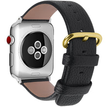 Load image into Gallery viewer, Leather colorful bands for Apple Watch - My eTech