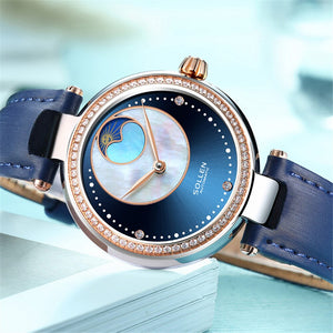 Sollen Lady Moon Phase - My eTech
