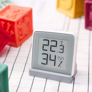 Xiaomi MiaoMiaoCe E-Link INK Screen High-Precision Thermometer & Humidity Sensor - My eTech