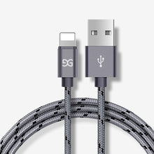 Load image into Gallery viewer, Nylon Braided Charging Cable - My eTech