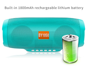 Bluetooth Portable Stereo Subwoofer Speaker - My eTech