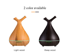 400ml Aromatherapy Essential Oil Diffuser - My eTech