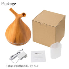 Load image into Gallery viewer, 400ml Aromatherapy Essential Oil Diffuser - My eTech