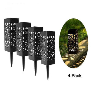 Outdoor Decorative Solar LED Lamps - My eTech