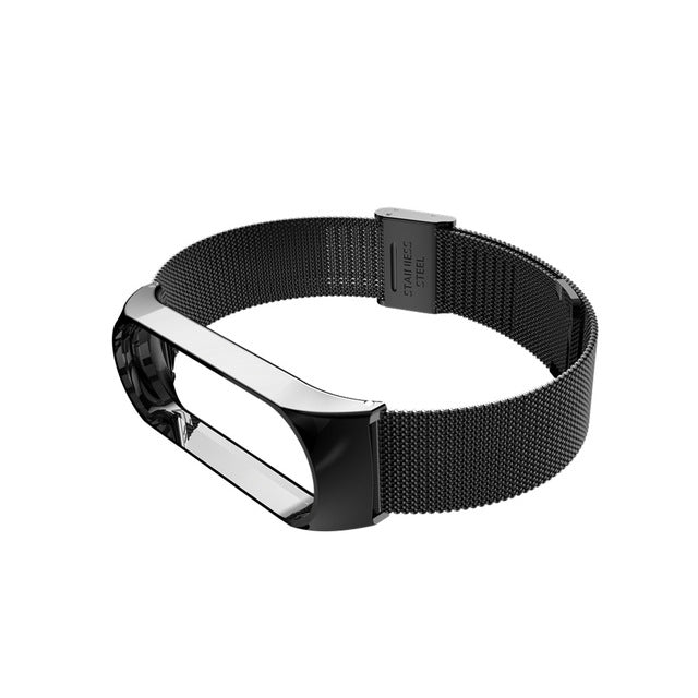 Metal Milanese Watchband for Xiaomi Mi Band 3 - My eTech