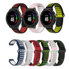 Load image into Gallery viewer, Silicone Watch Band for Garmin Forerunner & Approach - My eTech