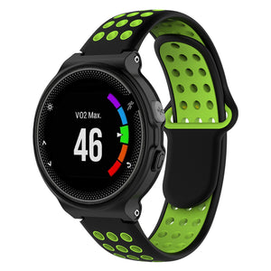 Silicone Watch Band for Garmin Forerunner & Approach - My eTech