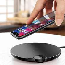 Load image into Gallery viewer, LCD Display Wireless Charger for iPhone and Samsung Galaxy - My eTech