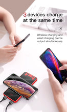 Load image into Gallery viewer, 10000mah Qi Wireless Charger Power Bank - My eTech