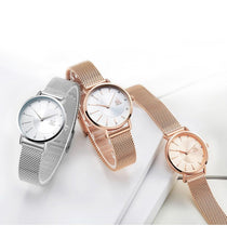 Load image into Gallery viewer, SK Women Cristal Watch - My eTech