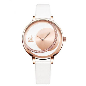SK Ultra Thin Women Watch - My eTech