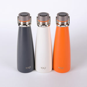 Smart Thermos with Temperature Display - My eTech