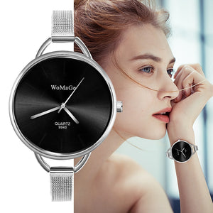 Mesh Bracelet Women Watch - My eTech