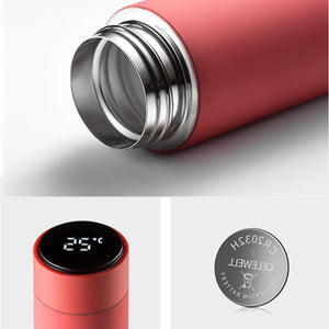 Thermos with Temperature Display 300ml - My eTech