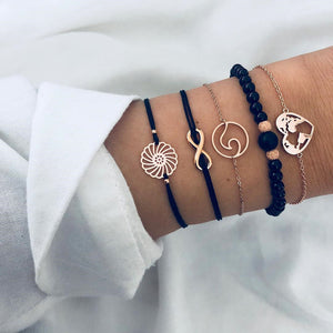 Marble Charm Bracelets for Women - My eTech