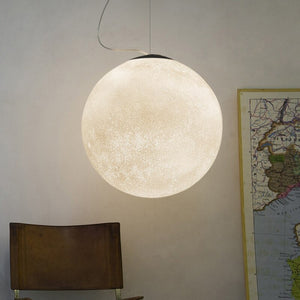 Moon Chandelier - My eTech