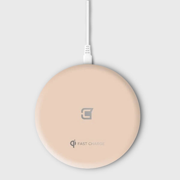 Nitro II Wireless Charging Pad - Wireless Charger - Rose Gold