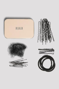 Bloch Hair Kit - Black/Brown/Blonde - Strictly Dancing