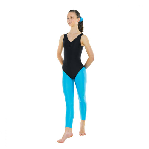 Tappers & Pointers Footless Nylon Lycra Tights - Various Colours