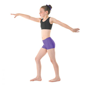 Tappers and Pointers Hipster Micro Shorts - Strictly Dancing
