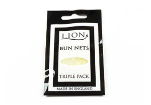 Lion Bun net - Triple Pack - Strictly Dancing