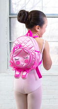 Load image into Gallery viewer, Capezio Chloe Ballerina Backpack - Strictly Dancing