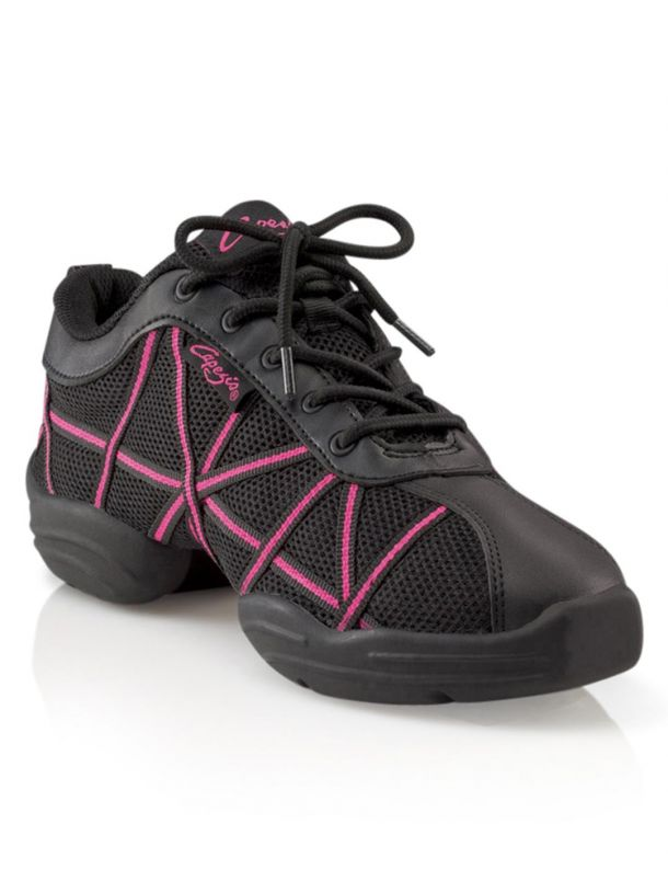 Capezio DS19 Web Dansneaker - Hot Pink - Strictly Dancing