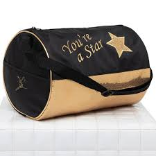 Capezio Star Barrel Bag - Strictly Dancing
