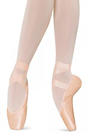 Bloch Amelie S0102L Pointe Shoes - Pink - Strictly Dancing