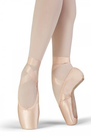 Bloch Grace S0161L Pointe Shoes - Pink - Strictly Dancing