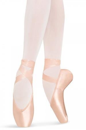 Bloch Heritage S0180L Pointe Shoes - Pink - Strictly Dancing