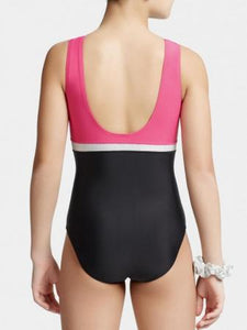 Capezio 11064C Boatneck Gymnastic Leotard - Strictly Dancing