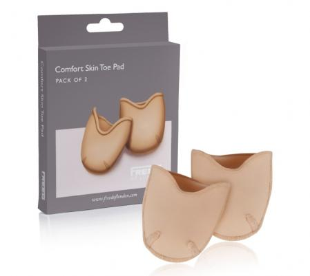Freed Comfort Skin Toe Pads - Strictly Dancing