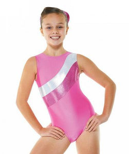 Tappers and Pointers Gym 18 Gymnastics Leotard - Lipstick