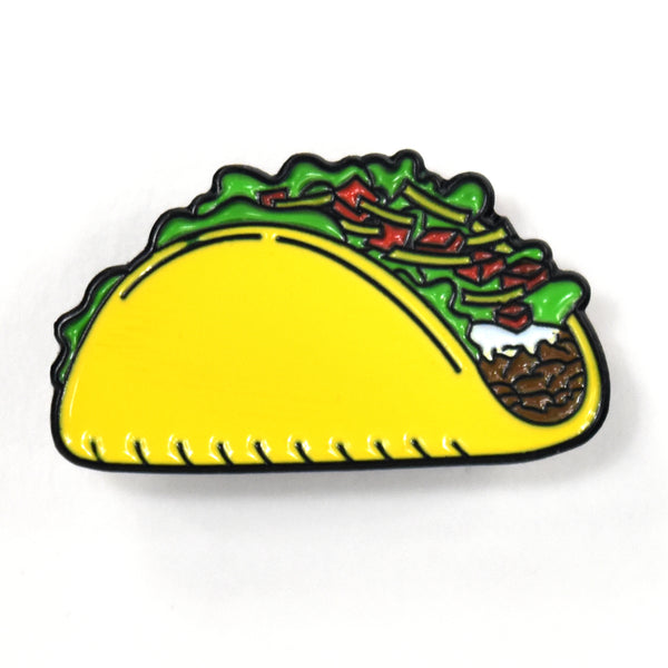 TACO & ARMADILLO ENAMEL PIN SET