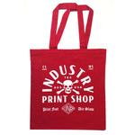 Red Industry Tote Bag (4 Variants)