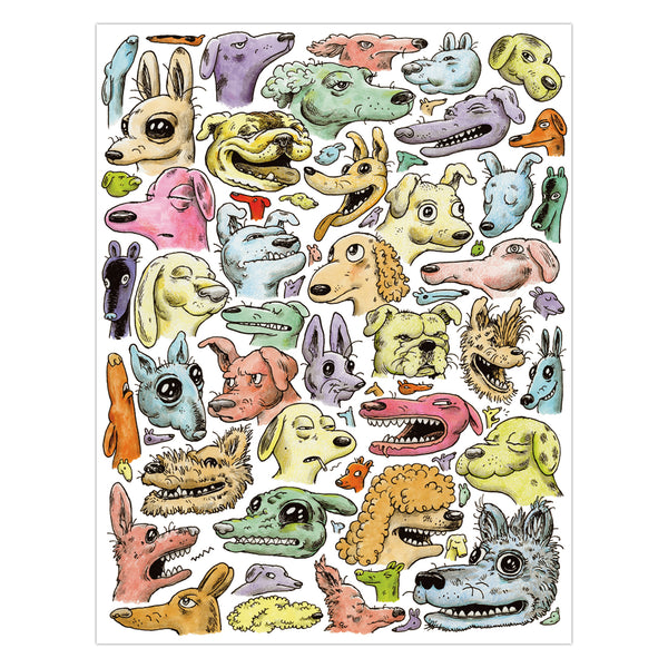 "TRAVIS MILLARD ""DOG JUMBLE"""