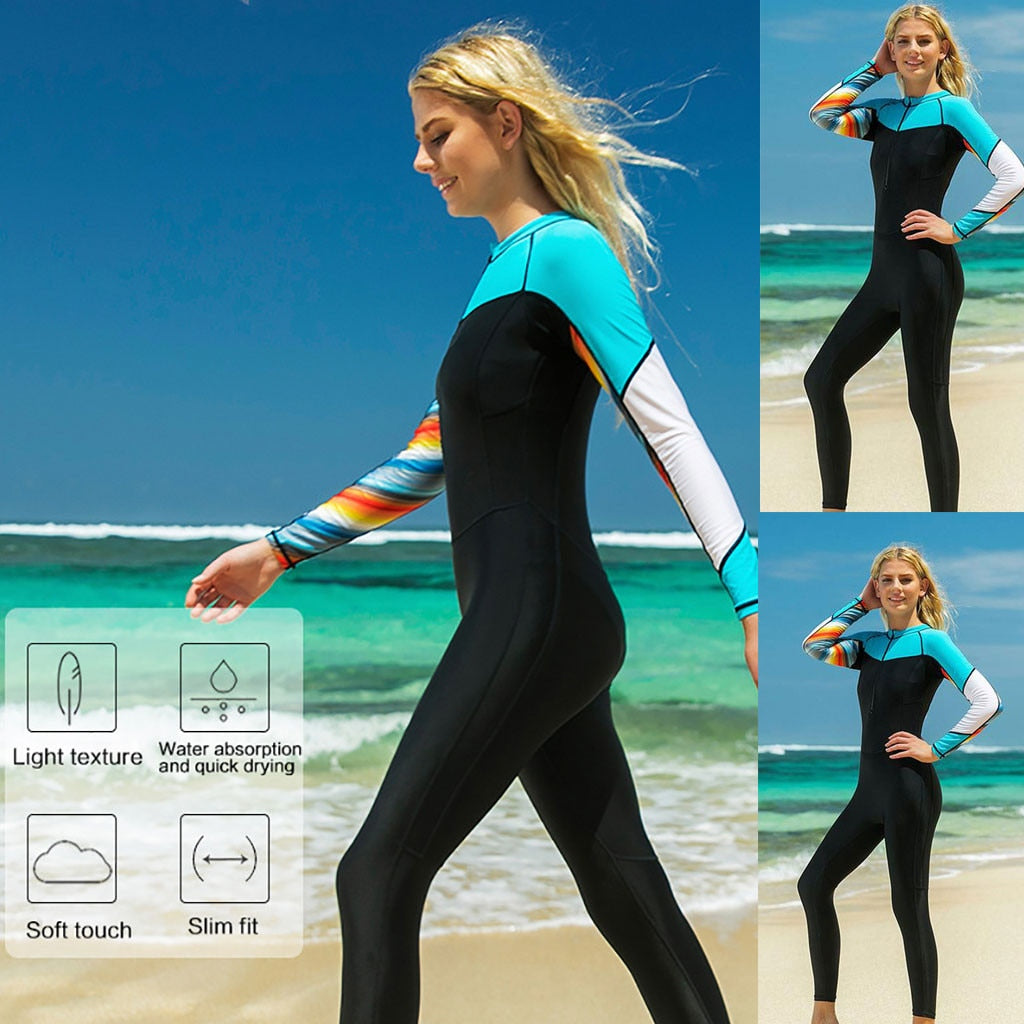 Colorful Full Body Wetsuit