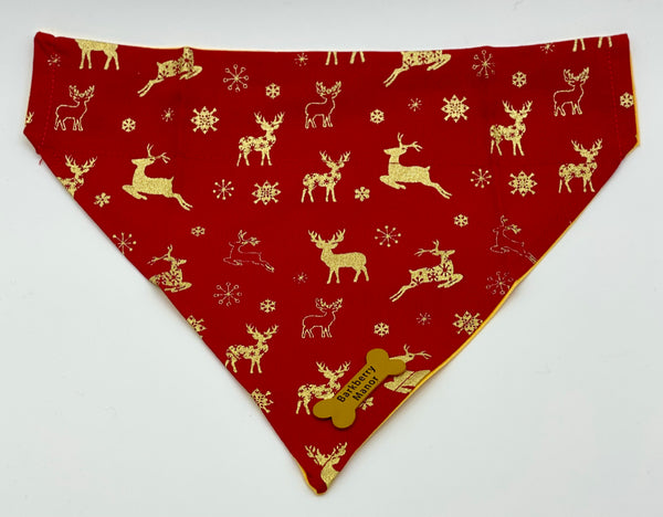 Christmas Dog Bandanas