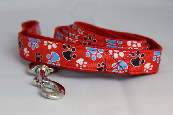 Ribbon Dog Leads