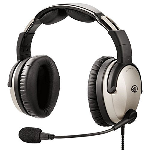 Lightspeed Zulu 3 ANR Aviation Headset with Bluetooth, Dual GA Plug (Rental)