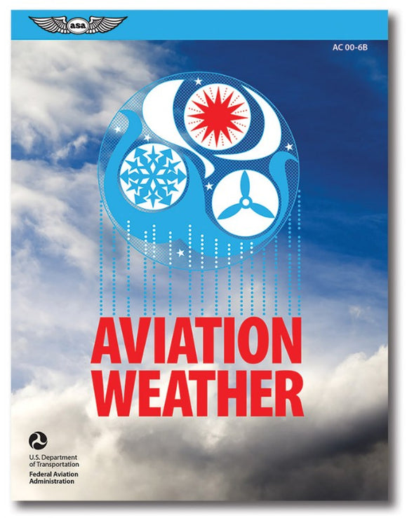 Aviation Weather (FAA, AC 00-6B, ASA)