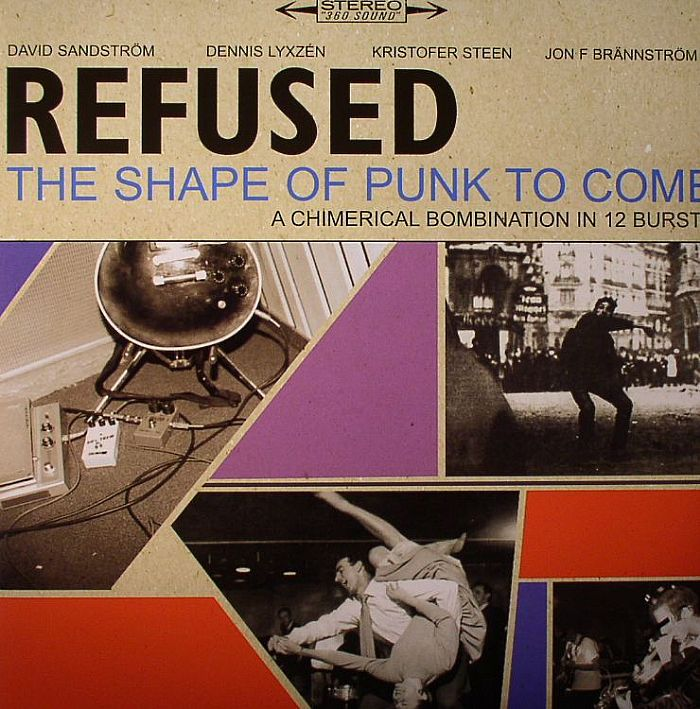 Refused-Shape Of Punk To Come