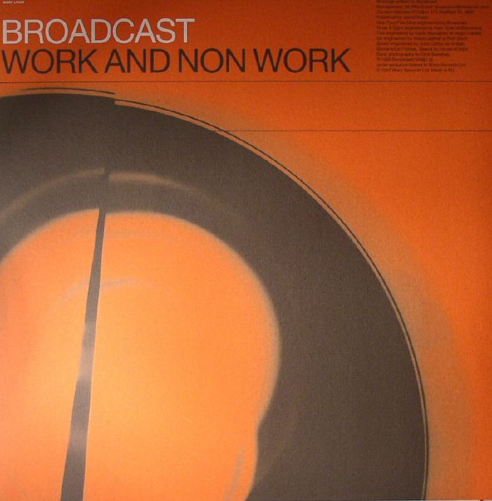 Broadcast-Work & Non Work